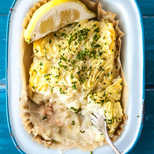 Dorset Shellfish fish pie